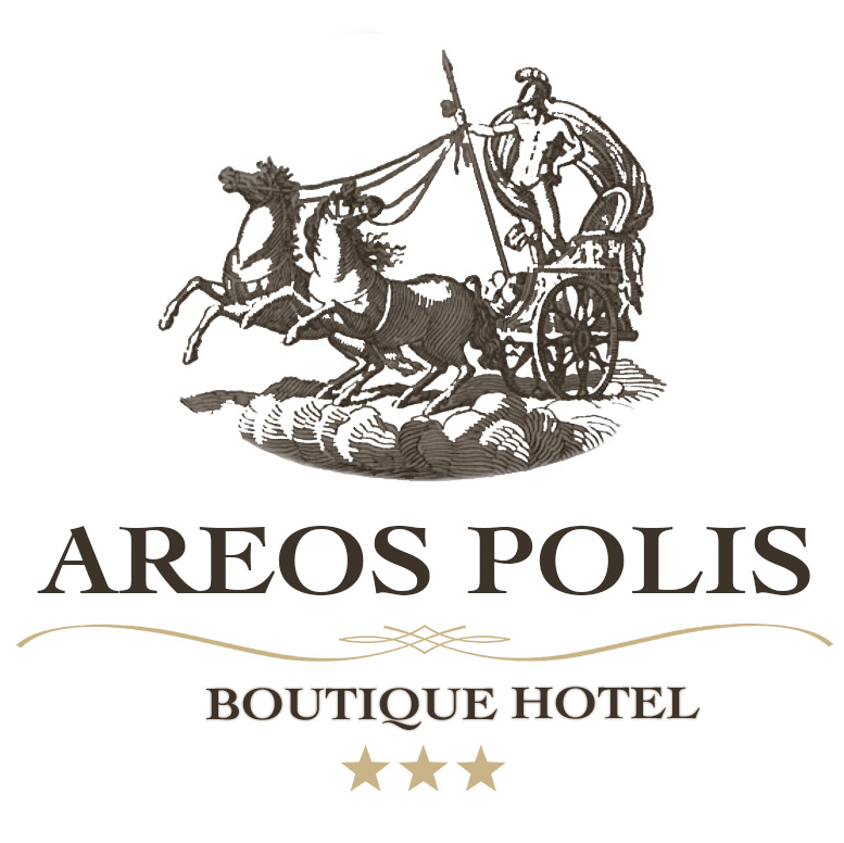 Hotel Areos Polis is located in the Centre of the traditional settlement of Areopolis with 24 spacious rooms and suites